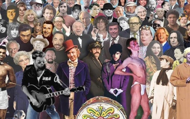 A parody of Sergeant Pepper's Lonely Hearts Club Band